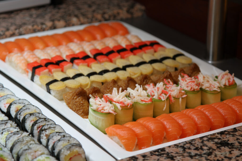 fuzhou restaurant sushi